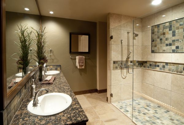 Basement Bathroom Ideas Pictures 6 Cool Ideas For Basement Bathrooms  Hometone  Home Automation .
