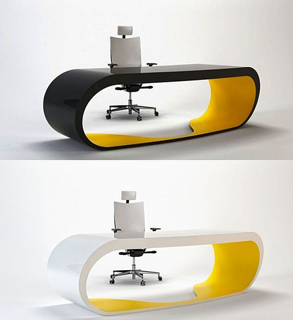 Charmant 7 Cool Desks For Your Home Office