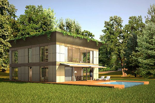 The Basic Idea Behind The P.A.T.H. Line Of Pre Fab Eco Homes Is To Allow  Customers To Configure And Design Their Own Green Home. Since Each Part