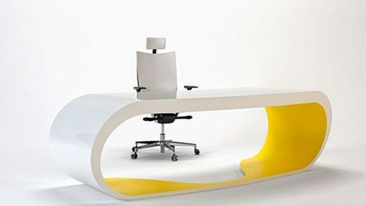 7 Cool Desks For Your Home Office