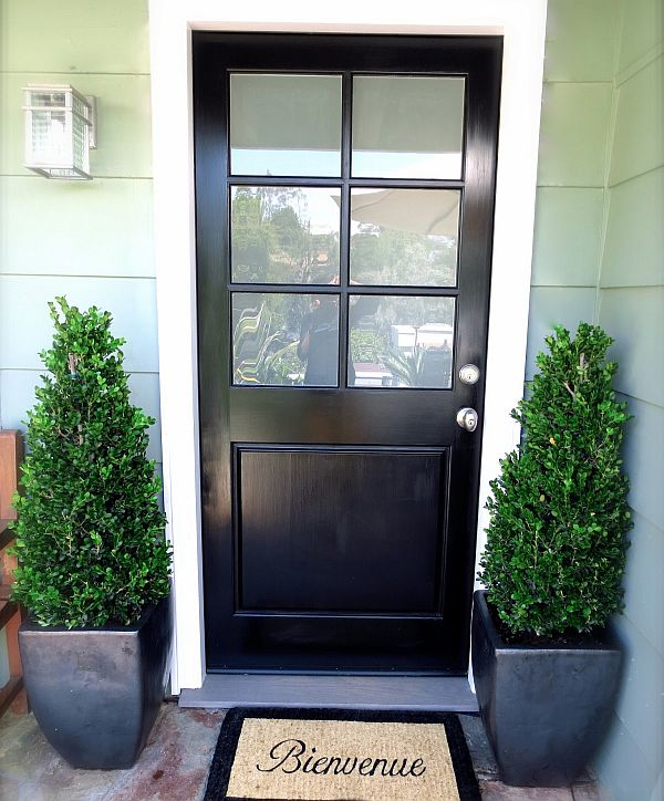 7 Potted Plants For Front Door