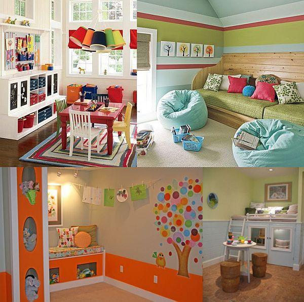 playroom ideas for small homes hometone