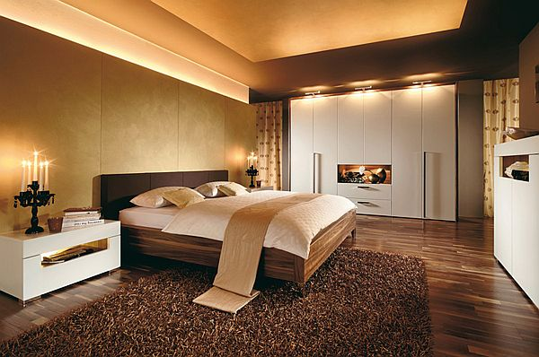 Windowless bedroom ideas