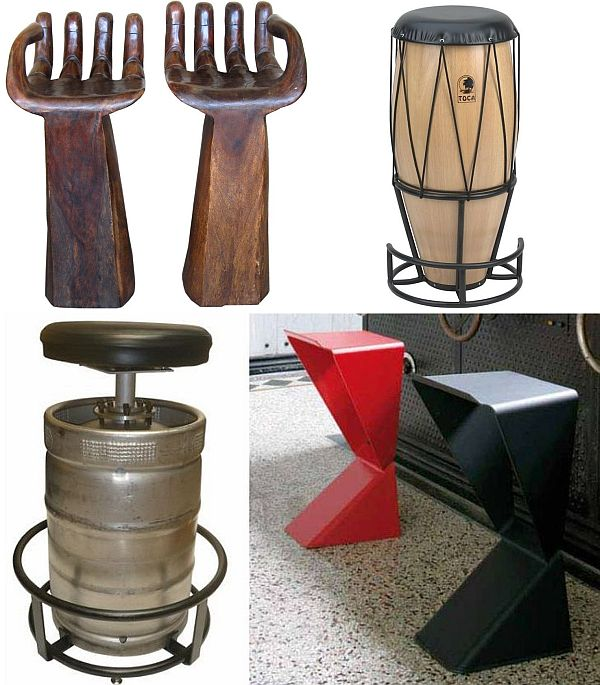 Cool Accessories To Punch Up Your Bar Decor