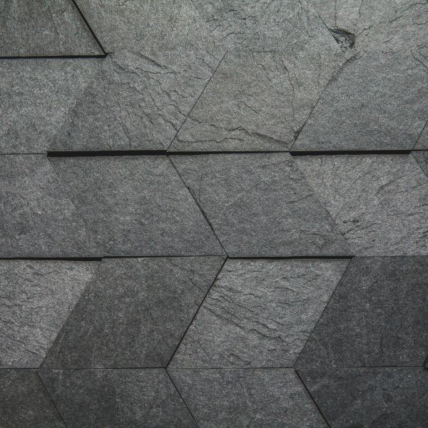 Recycled Scrap Paper Laminate Used To Make Tiles That Look
