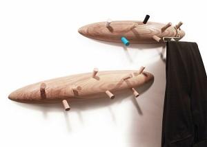 Wooden-peg-coat-hook