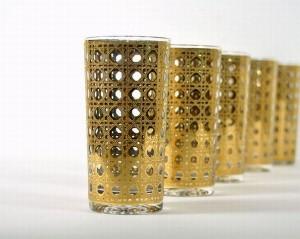 glasses- pinterest gold rattan