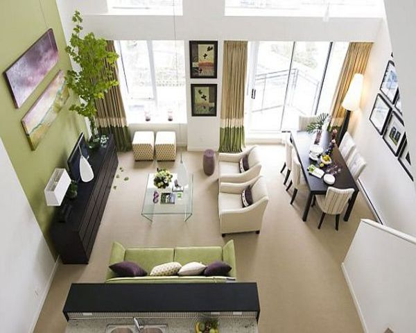Seven ways to rethink your under used rooms home for Extremely small living room ideas