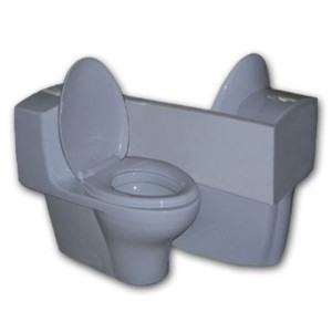 It brings couples closer together and conserves our water supply all with one flush. The TwoDaLoo