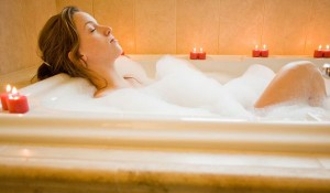 Benefits Of Bathing With Warm Water