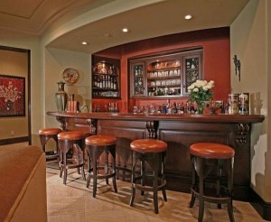 Create A Vintage Bar At Home Home Improvement Guide By