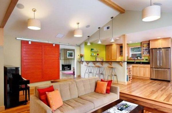 Useful tips for turning your garage into a cozy living for Converting garage into living space floor plans
