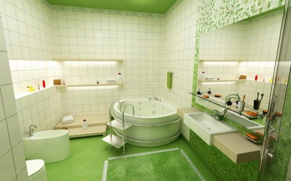 green-choosing-bathroom-tile-colors