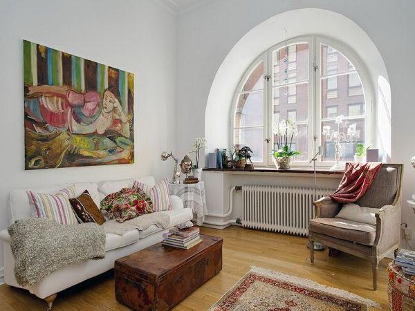 pretty-swedish-white-interior-living-room-heirloom-apartment-wall-decor