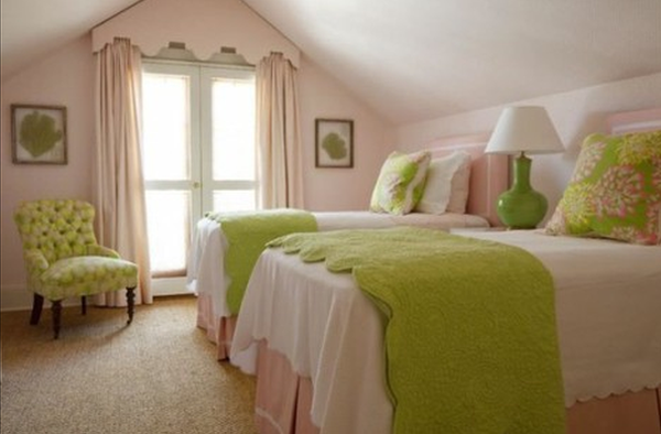 vintage style teen girls bedrooms34