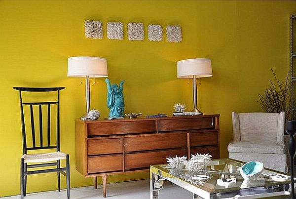 Tips to keep in mind if you are planning to use bright for Neon yellow wall paint