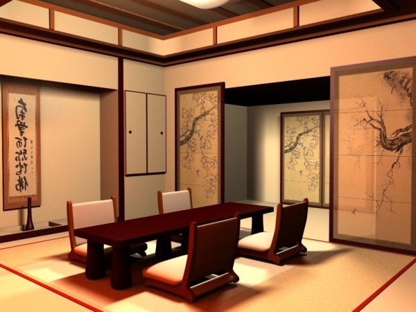Japanese Interior design photos