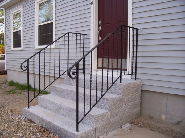 simple-ribbon-style-wrought-iron-railing