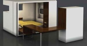 Slide-out bedroom box