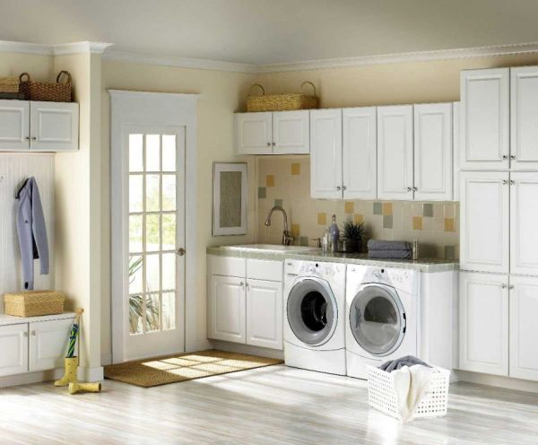 Creative Ideas For Laundry Room Storage Hometone