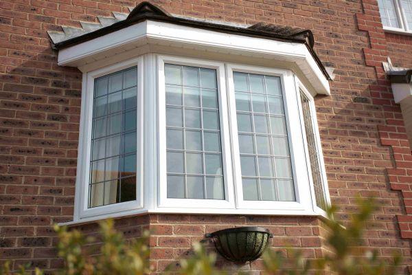 Double-glazed window