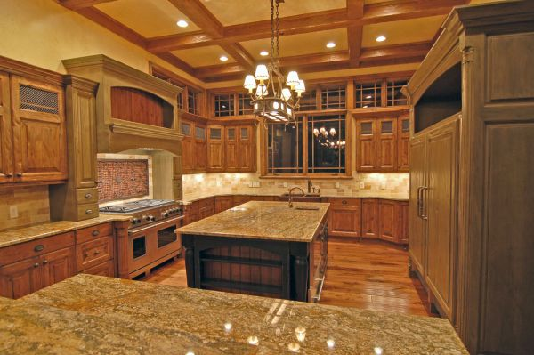 Luxury Kitchen Remodeling Ideas_Counter tops