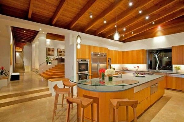 Luxury Kitchen Remodeling Ideas_Natural