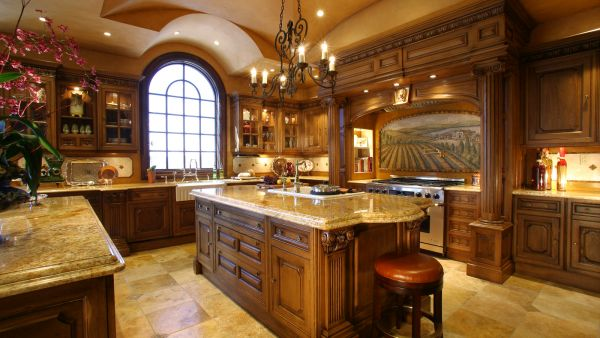 Luxury Kitchen Design in Chattanooga, TN