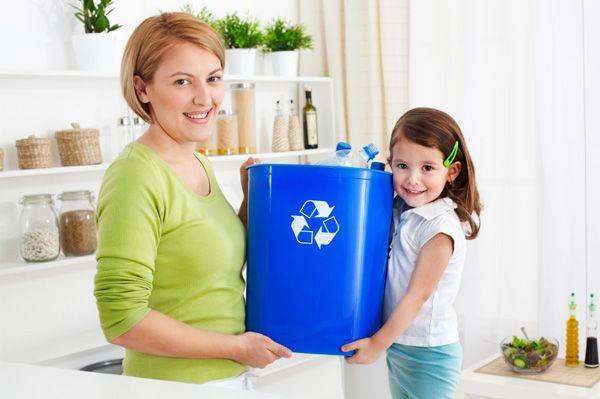 Start recycling
