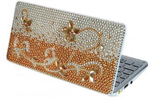 Swarovski laptop