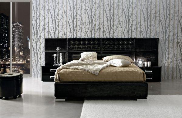 Swarovski rhinestones bedroom decoration_1