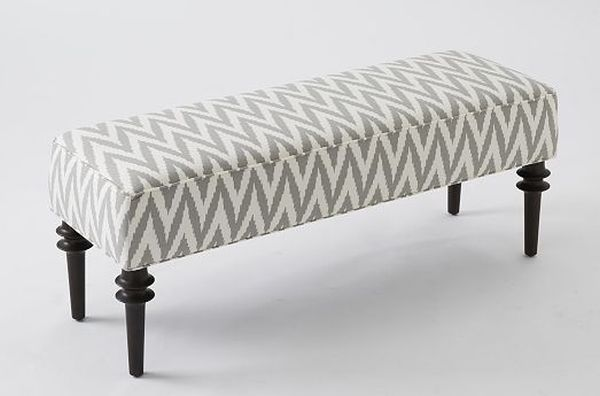 Upholstered bench by West Elm_1