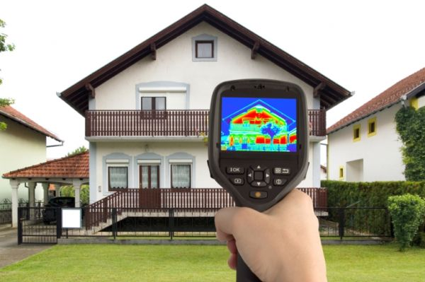check for energy leakage at home and fix them