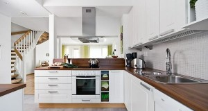 eco-friendly kitchen
