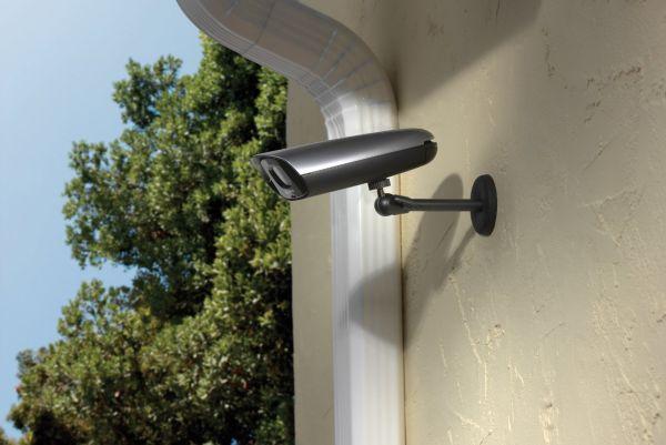 exterior home security