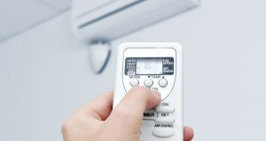 home heating or cooling system