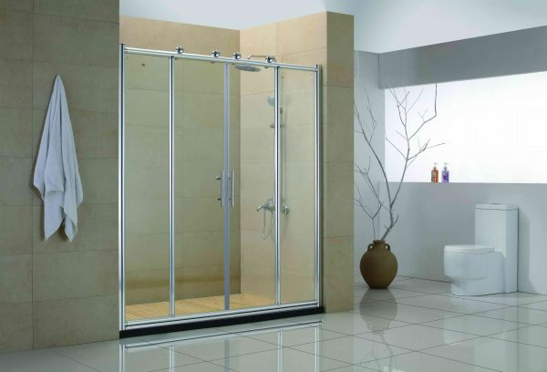 installing a glass shower_1