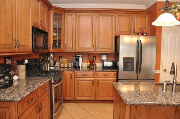 kitchen RTA cabinets