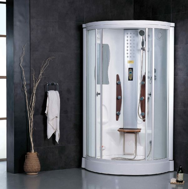 luxury shower cubicle
