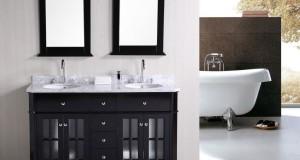 pedestal sink with storage