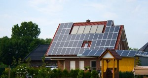 solar panel system at home_1
