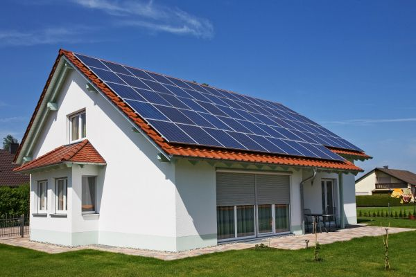 solar panel system at home_2