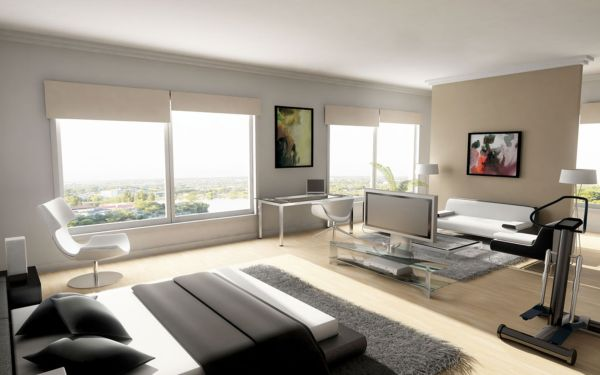 stress reducing interiors_natural light