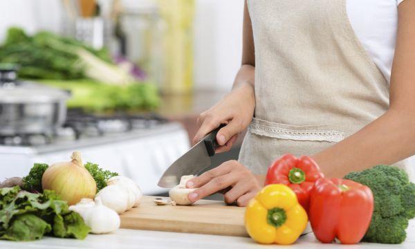 use organic vegetables