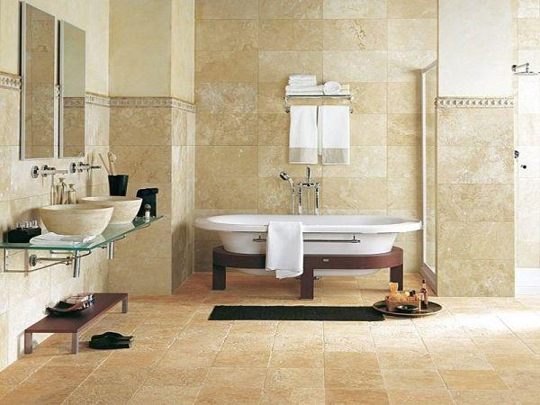 Bathroom Natural stone tiles