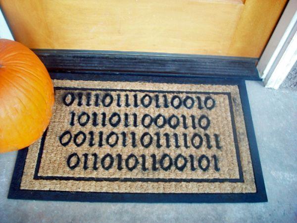 Binary Doormat_1