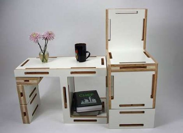 Blockworks Modular Furniture System