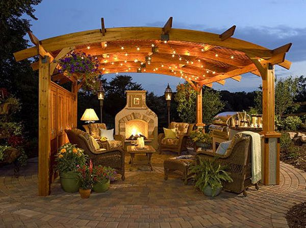 Bring Outdoor Oasis to Your Backyard