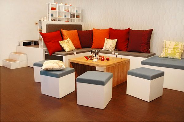 Compact furniture