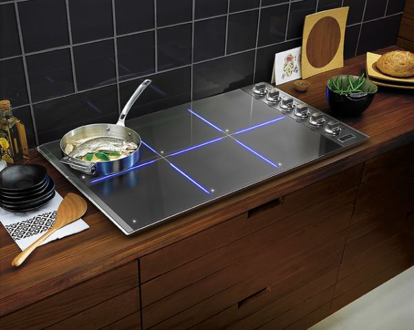 Cooking style on traditional cooktops